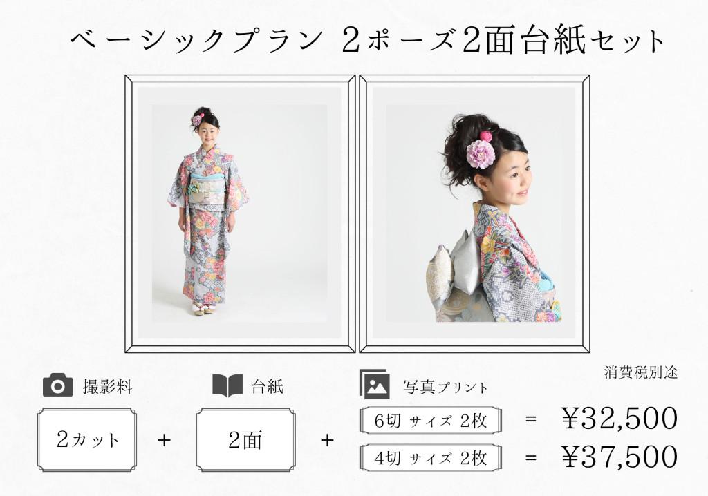 1/2成人式 ハーフ成人式 着物 洋服 所沢 写真 料金
