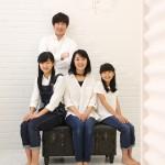 家族写真 所沢 写真